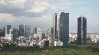 Mexico City - Skyscrapers