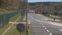 Border checkpoint