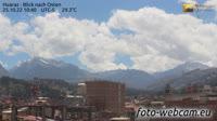 Huaraz - Kordyliera Biała