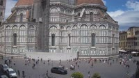 Florence - Piazza del Duomo - Cathedral