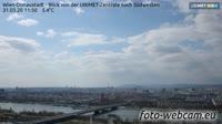 Wiedeń - Panorama miasta