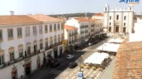 Évora - Praça do Giraldo