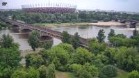 National Stadium, Średnicowy Bridge