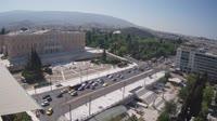 Ateny - Plac Sindagma - Parlament Hellenów