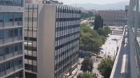 Ateny - Via Ermou e Piazza Syntagma