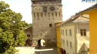 Segieszów - Wieża zegarowa