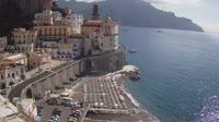 Amalfi - Atrani - Plaża, Kościół św. Marii Magdaleny