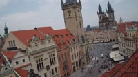 Prague - Old Town Square, Astronomical clock