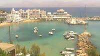 Paros - Piso Livadi - Port i plaża