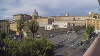 Roma - Piazza del Risorgimento