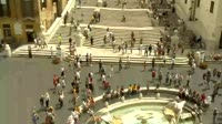Rome - The Spanish Steps - Barcaccia