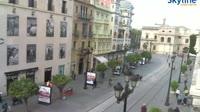 Sevilija - Avenida de la Constitución, Ayuntamiento