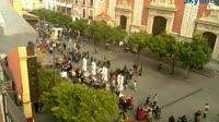 Seville - Plaza del Salvador - Iglesia del Salvador