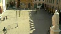 Cento - Piazza del Guercino