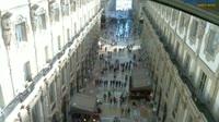 Mediolan - Galeria Wiktora Emanuela II