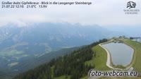Leogang - Großer Asitz Gipfelkreuz
