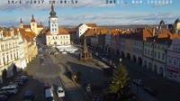 Žatec - market square