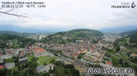Feldkirch - Panoramic view
