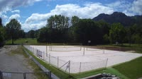 Lenggries - Terrain de beach volley