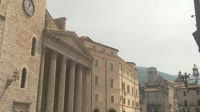 Perugia - Piazza del Comune ad Assisi