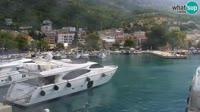 Baška Voda - Harbour, Biokovo Mountain