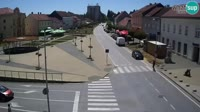 Križevci - Trg Josipa Jurja Strossmayera