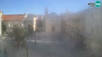Novalja - Loža square