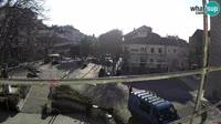 Novi Vinodolski - Trg Ivana Mažuranića