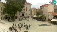 Zadar - Trg Petra Zoranića