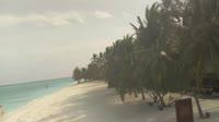 Meeru Island - Plaża