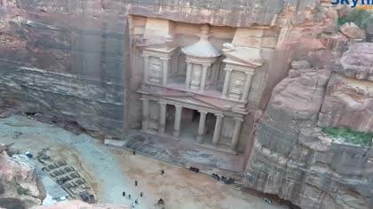 Jordanien , Petra » Al Khazneh