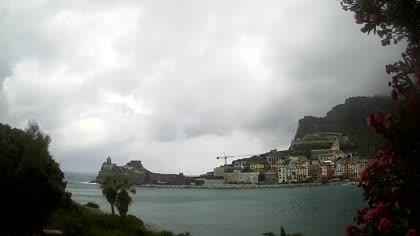 Palmaria porto venere church of st peter italy webcams - Webcam bagno paradiso ...