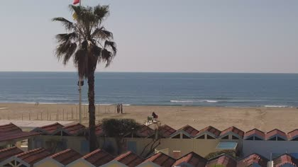 Forte dei marmi strand italien webcams - Webcam bagno paradiso ...
